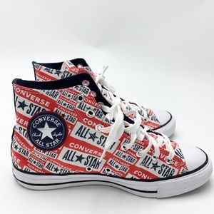 Converse - Chuck Taylor All Star High Top Shoes.
